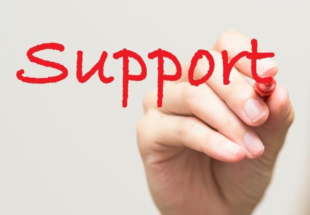 障害者雇用のサポート