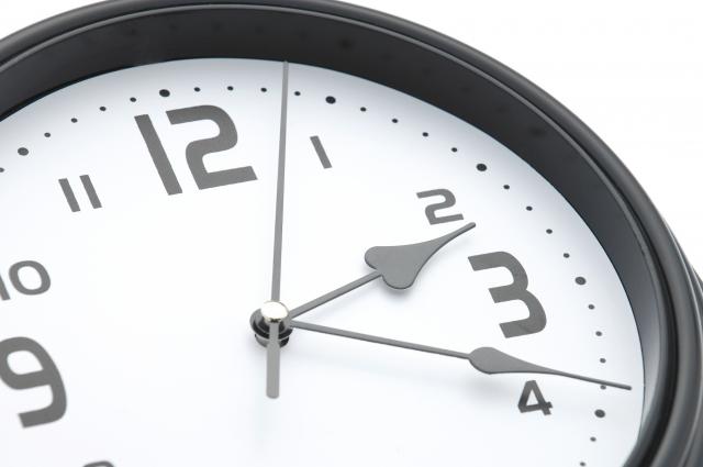 知的障害と時計
