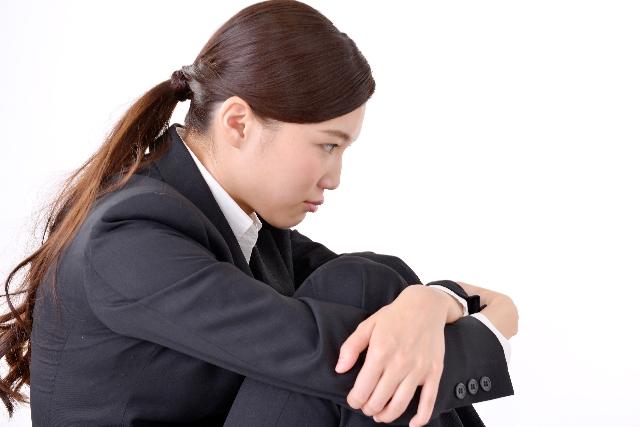 障害者の仕事への不満